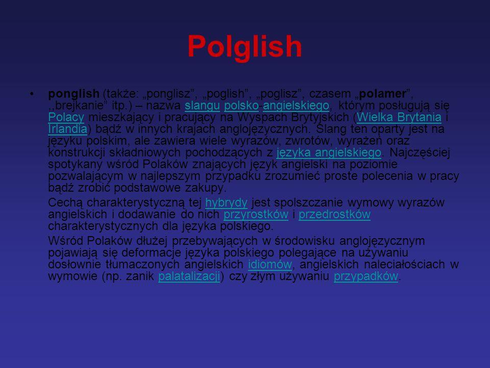 Polglish