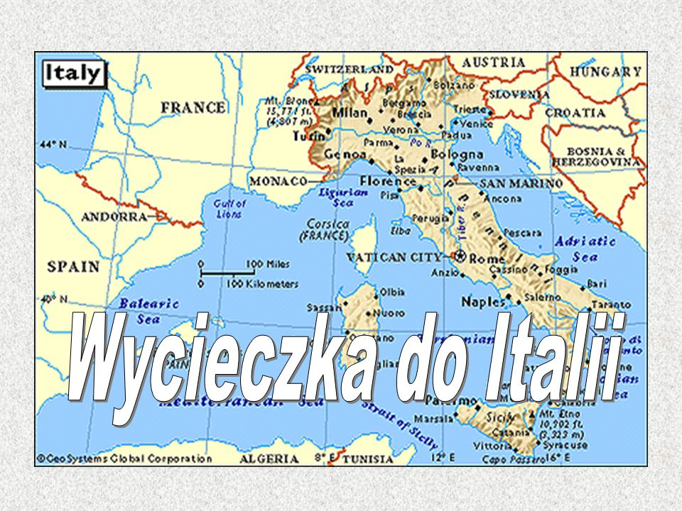 Wycieczka do Italii