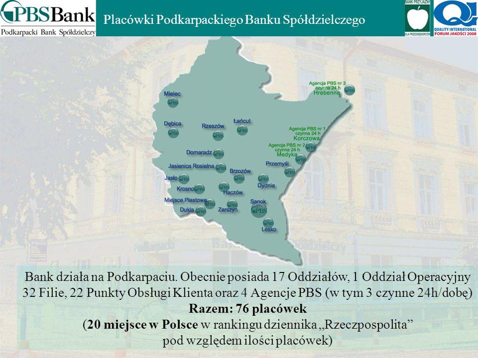 """(20 miejsce w Polsce w rankingu dziennika """"Rzeczpospolita"""