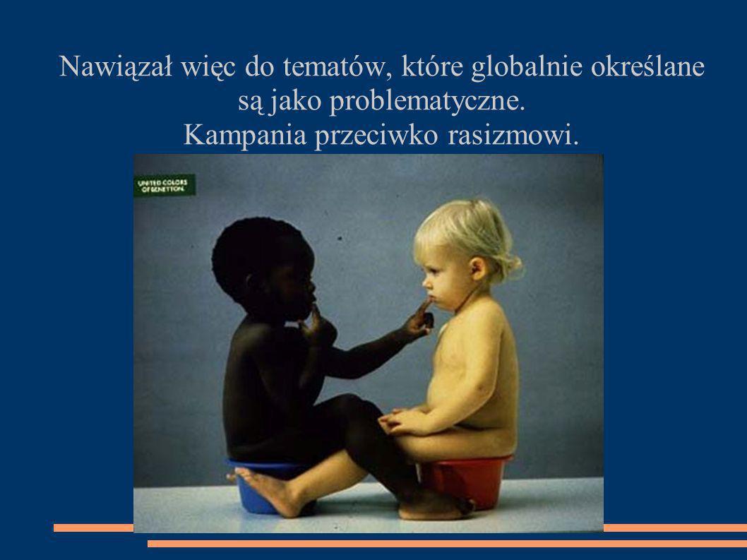Kampania przeciwko rasizmowi.