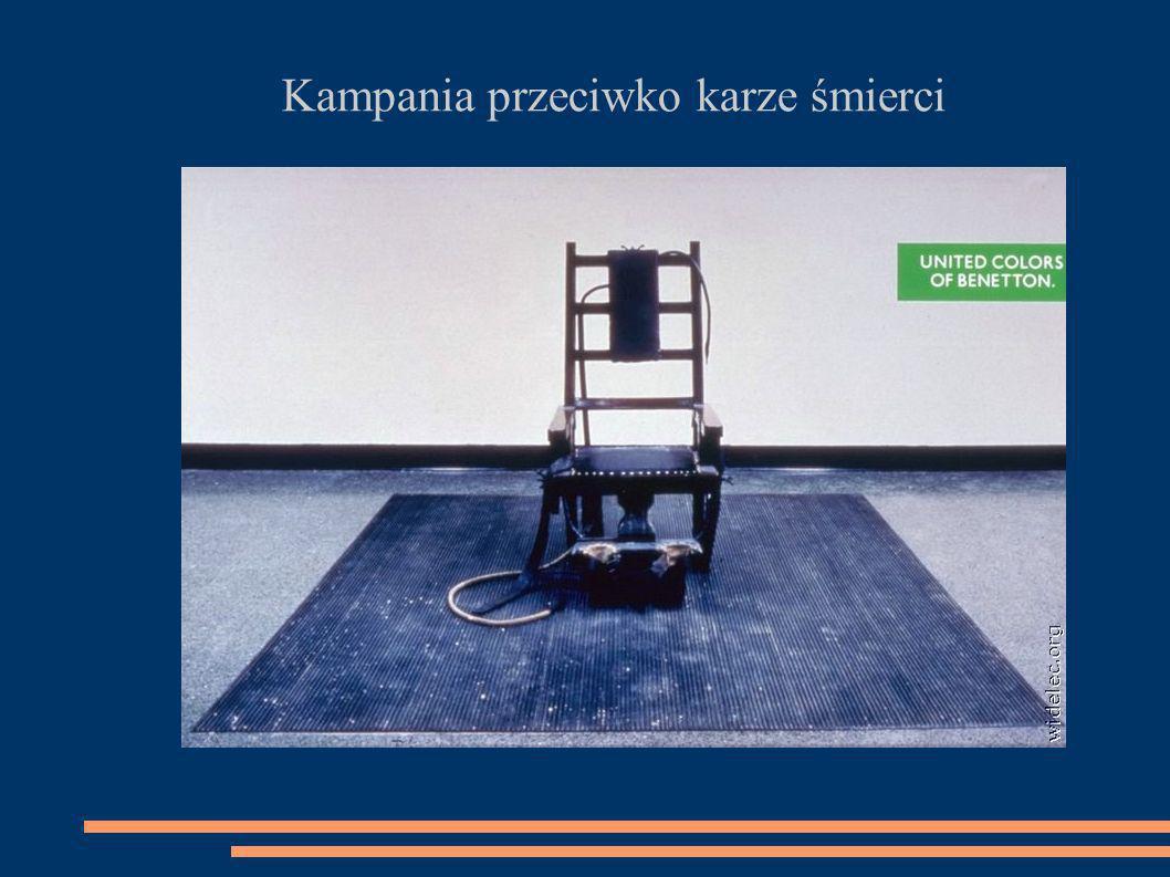 Kampania przeciwko karze śmierci