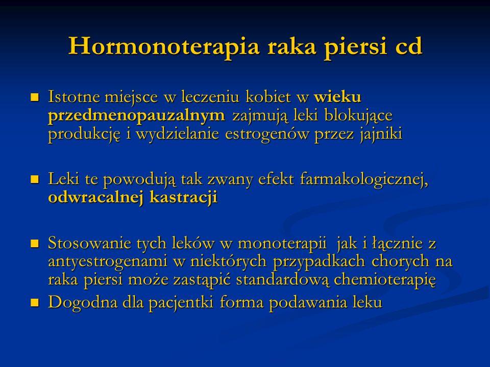 Hormonoterapia raka piersi cd