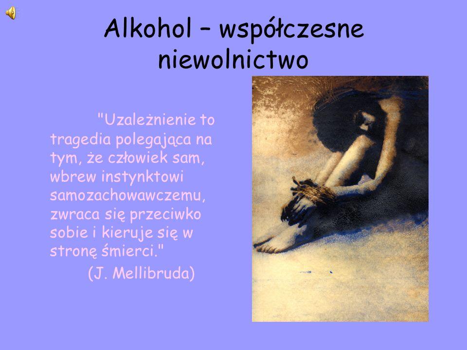Alkohol – współczesne niewolnictwo