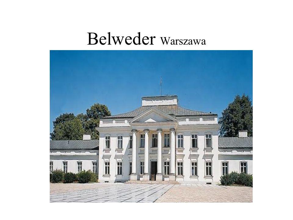 Belweder Warszawa