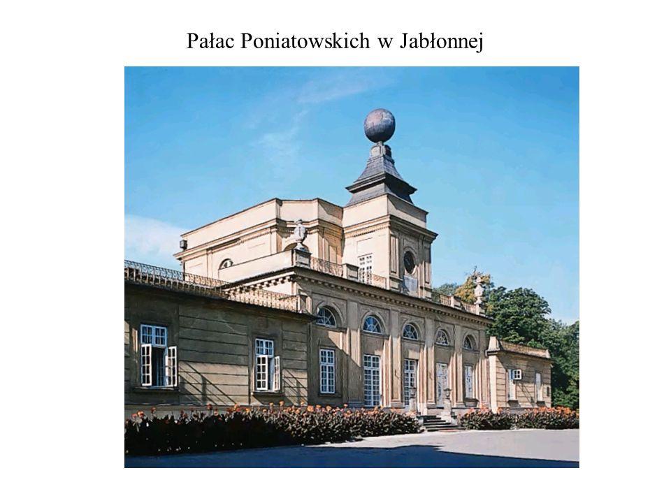 Pałac Poniatowskich w Jabłonnej