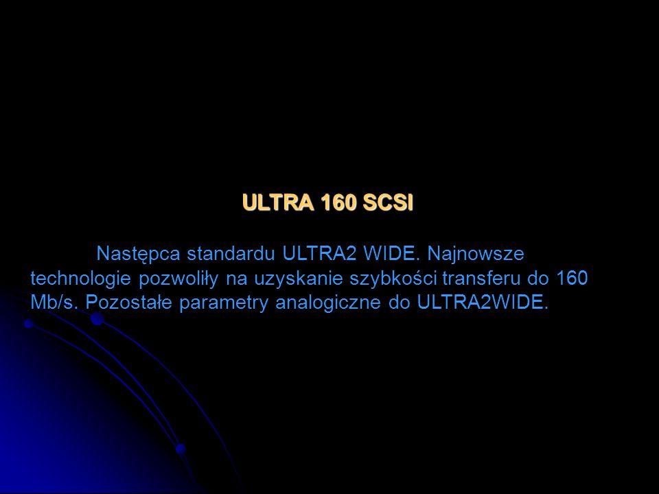 ULTRA 160 SCSI