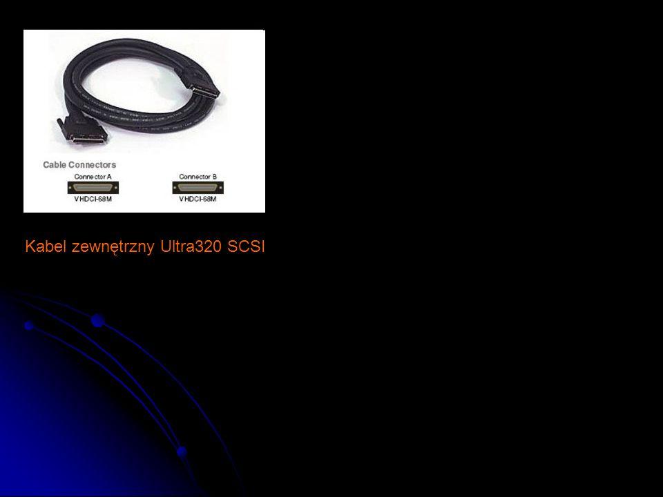 Kabel zewnętrzny Ultra320 SCSI