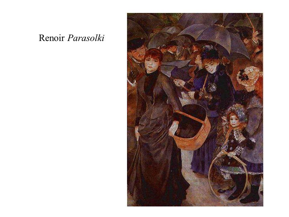 Renoir Parasolki