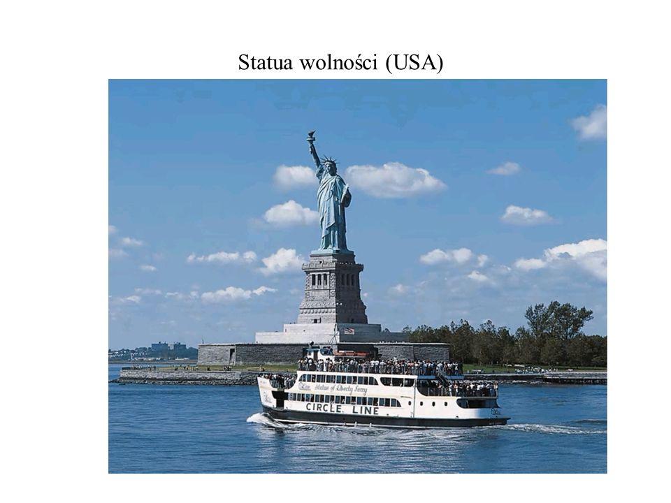 Statua wolności (USA)