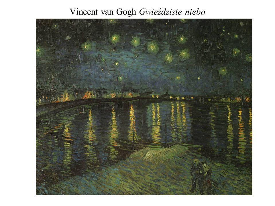 Vincent van Gogh Gwieździste niebo