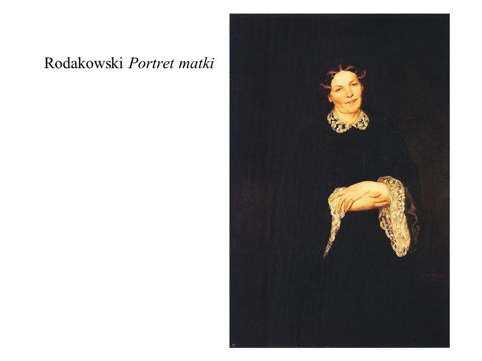 Rodakowski Portret matki