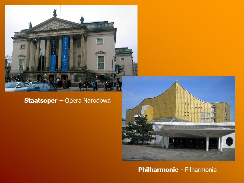 Philharmonie - Filharmonia
