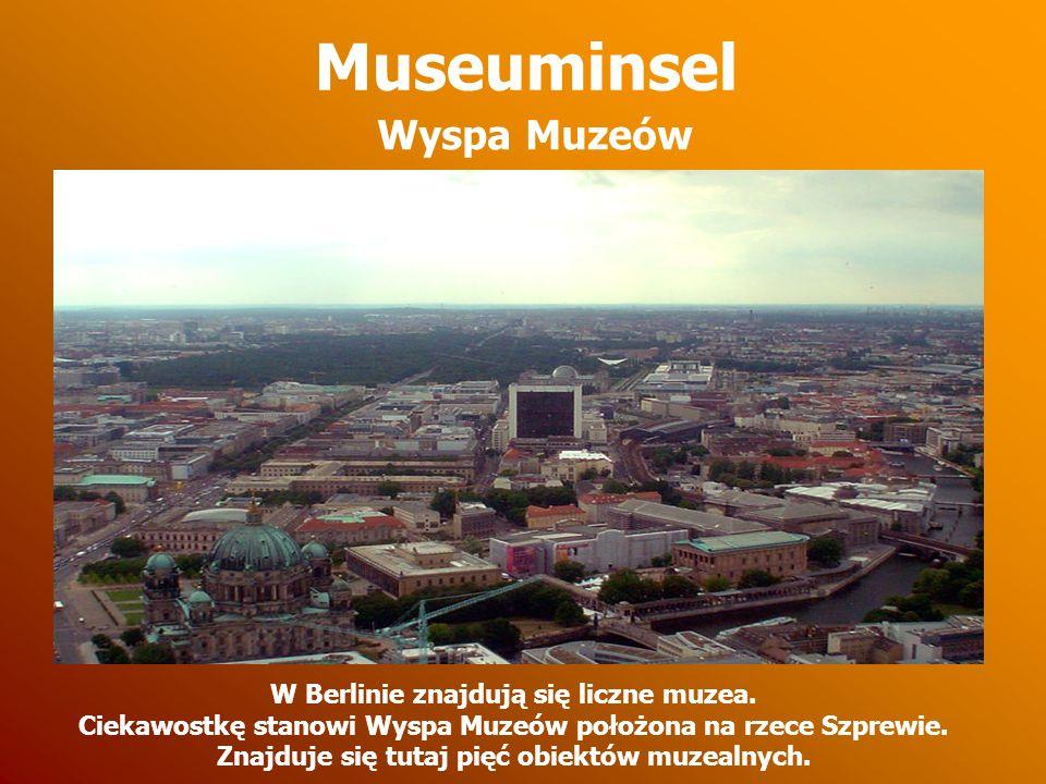 Museuminsel Wyspa Muzeów