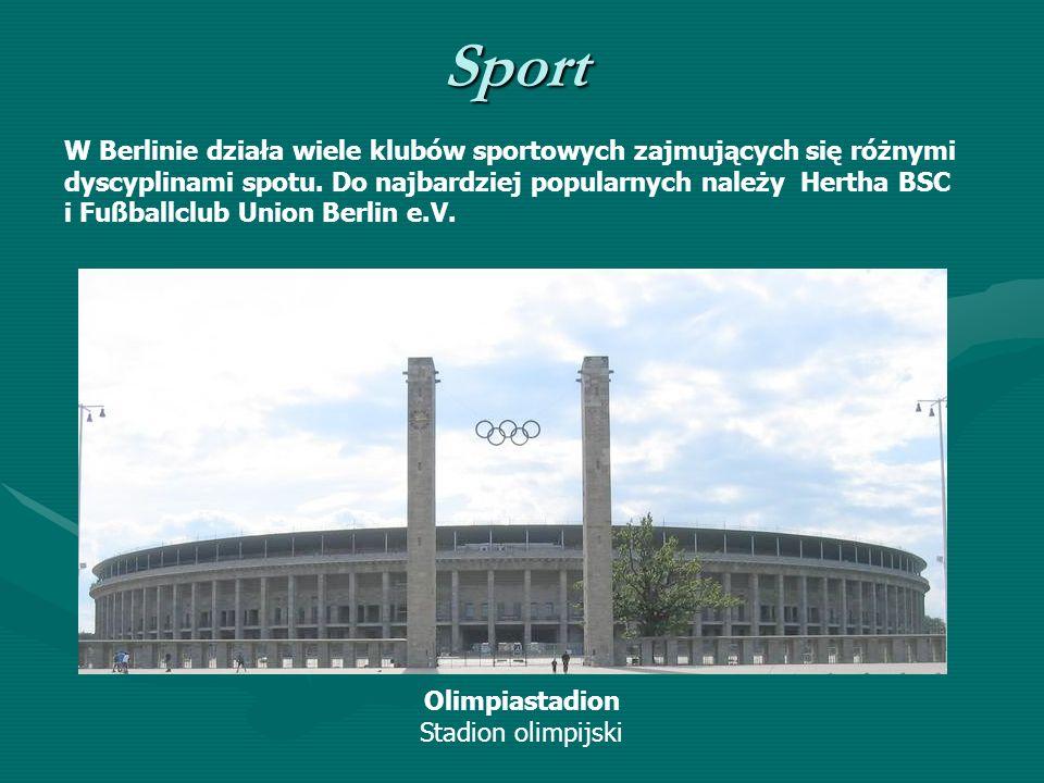 Olimpiastadion Stadion olimpijski