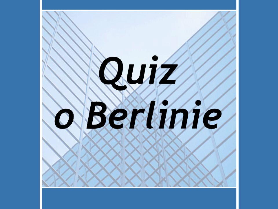 Quiz o Berlinie