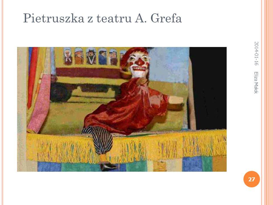 Pietruszka z teatru A. Grefa