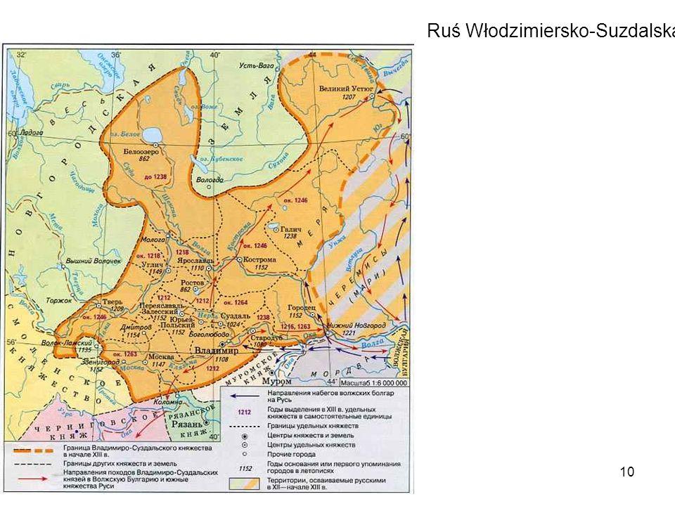 Ruś Włodzimiersko-Suzdalska
