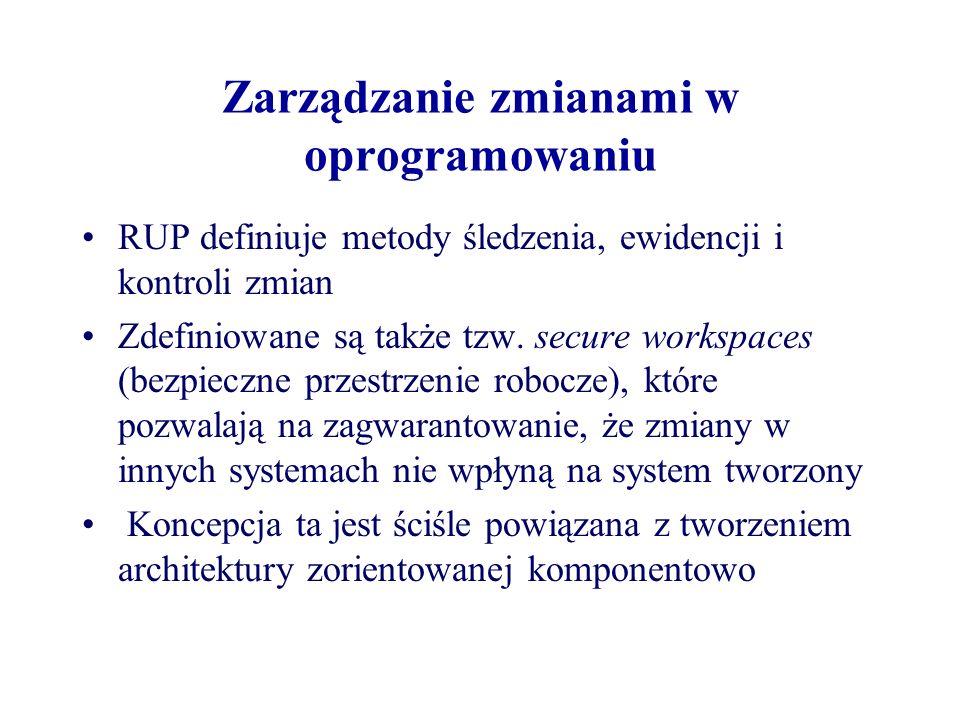 Zarządzanie zmianami w oprogramowaniu