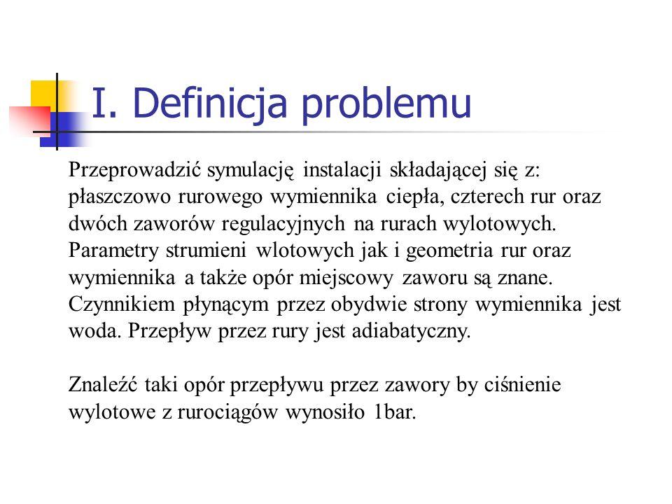 I. Definicja problemu