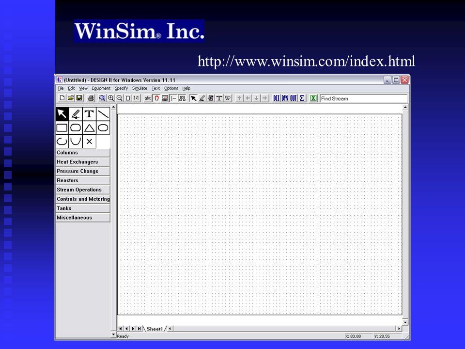 http://www.winsim.com/index.html