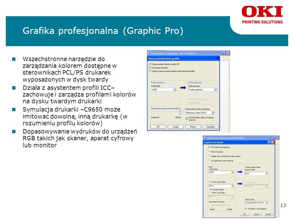 Grafika profesjonalna (Graphic Pro)