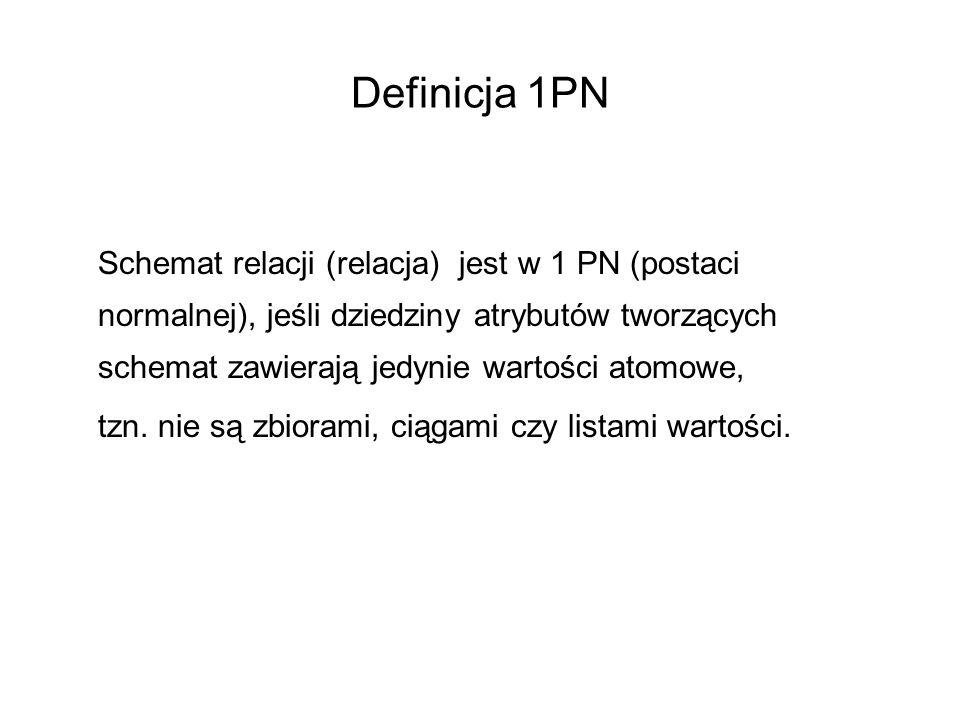 Definicja 1PN