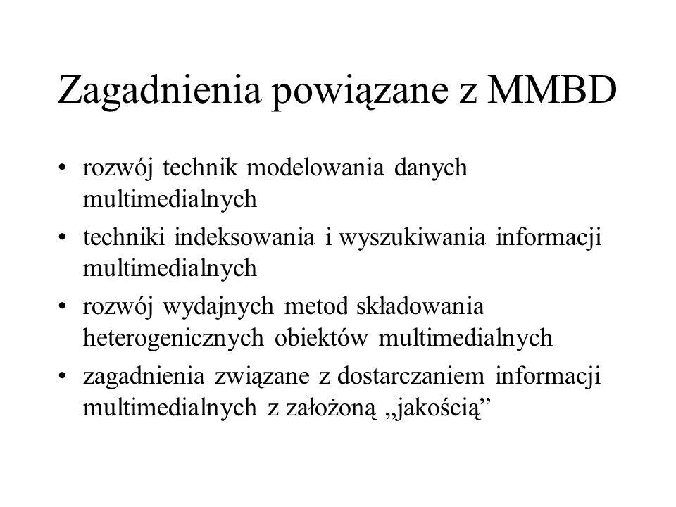 Zagadnienia powiązane z MMBD