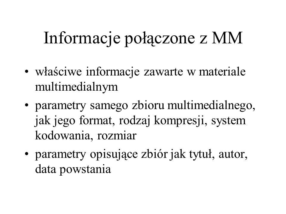 Informacje połączone z MM