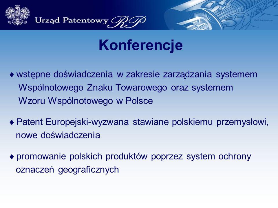 Konferencje wstępne doświadczenia w zakresie zarządzania systemem