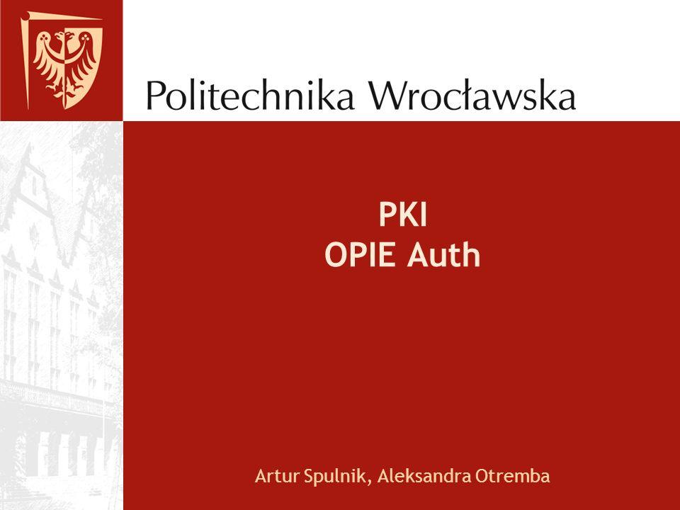 Artur Spulnik, Aleksandra Otremba