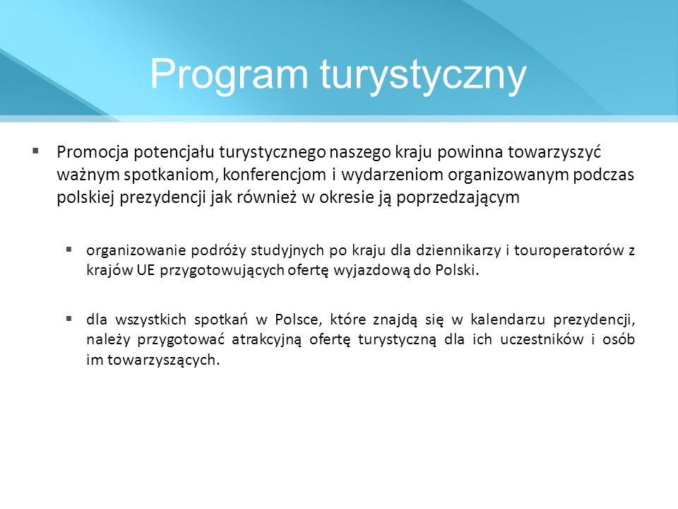 Program turystyczny