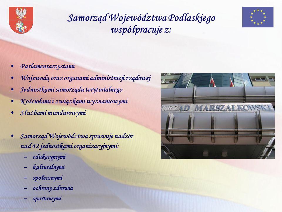 Samorząd Województwa Podlaskiego