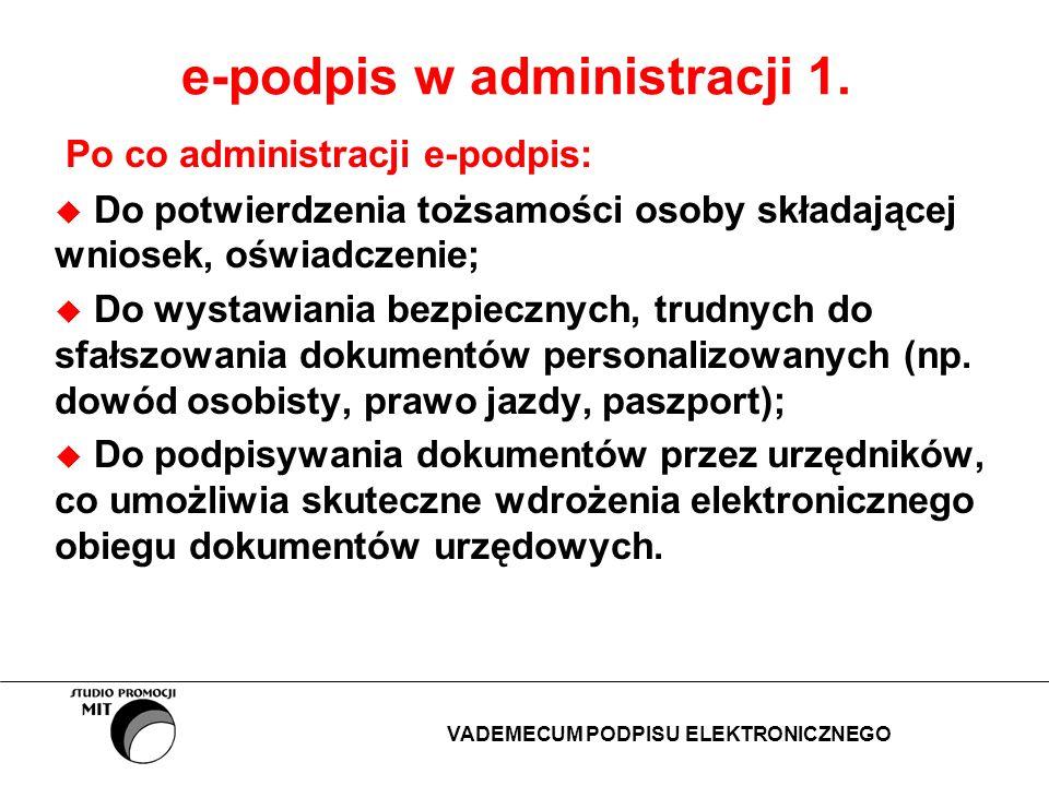 e-podpis w administracji 1.
