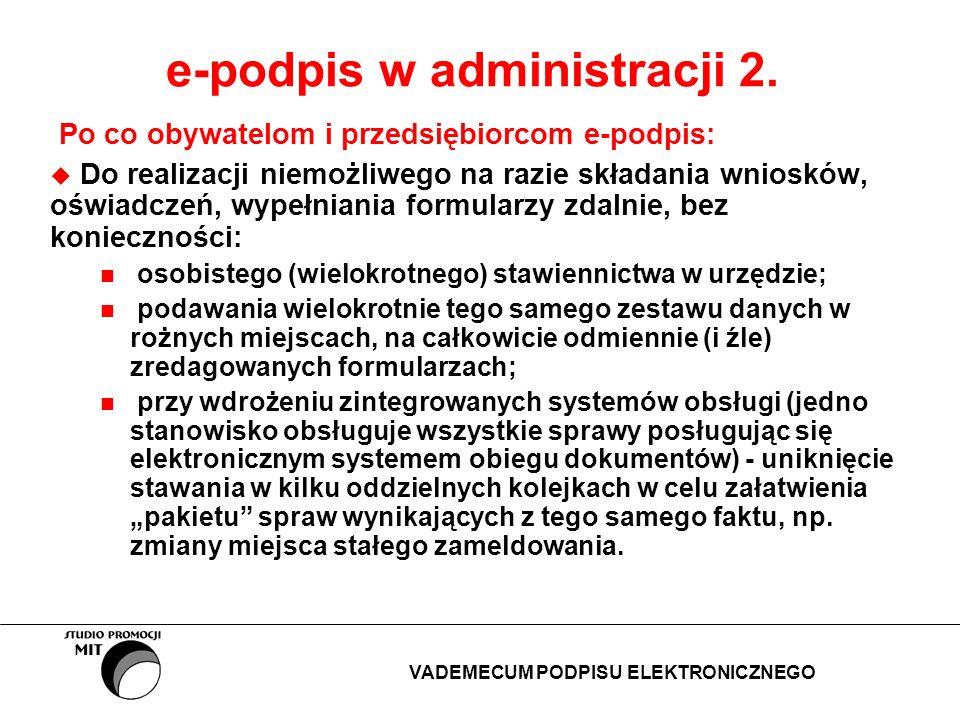 e-podpis w administracji 2.