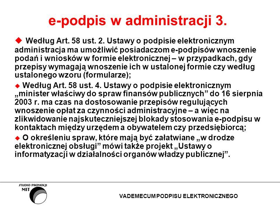 e-podpis w administracji 3.
