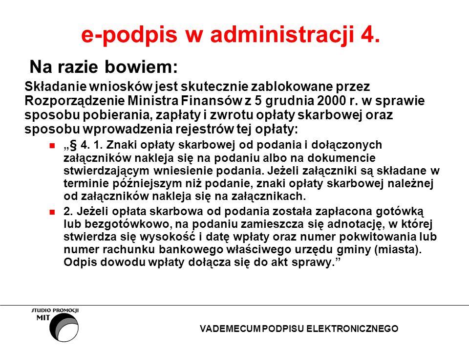 e-podpis w administracji 4.