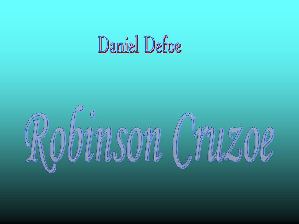 Daniel Defoe Robinson Cruzoe