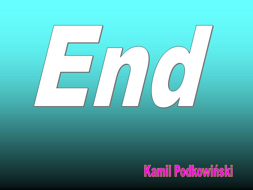 End Kamil Podkowiński