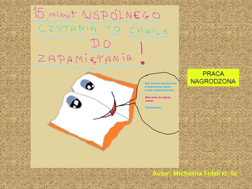 Autor: Michalina Fidali kl. 5c