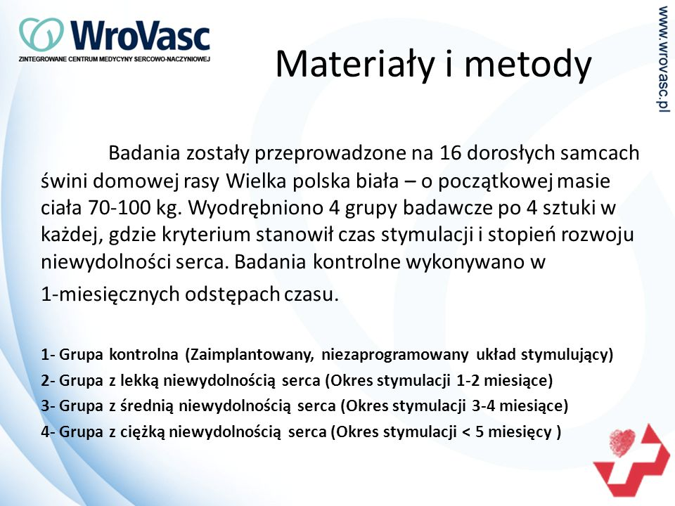 Materiały i metody