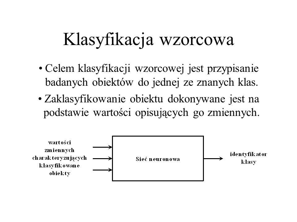 Klasyfikacja wzorcowa