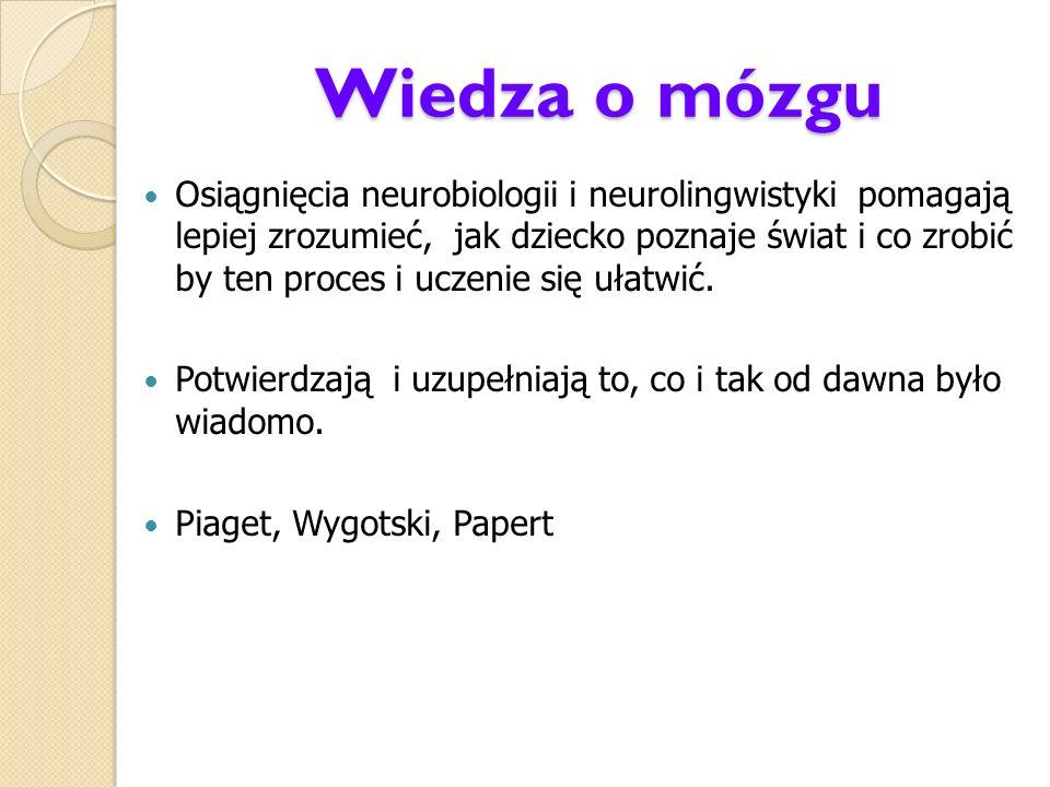 Wiedza o mózgu