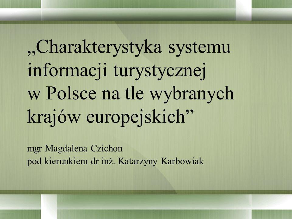 mgr Magdalena Czichon pod kierunkiem dr inż. Katarzyny Karbowiak