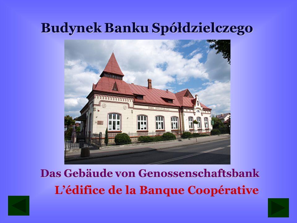 Budynek Banku Spółdzielczego