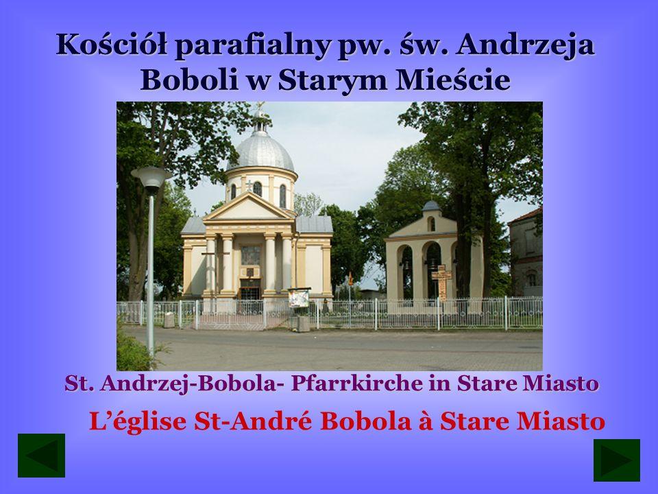 Kościół parafialny pw. św. Andrzeja Boboli w Starym Mieście
