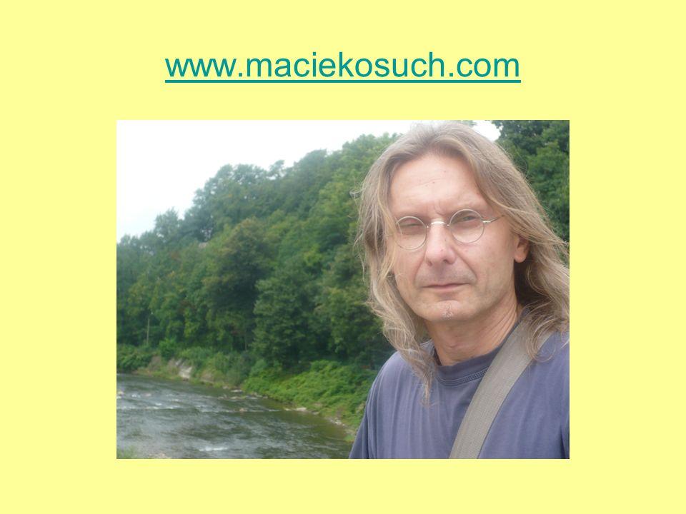 www.maciekosuch.com