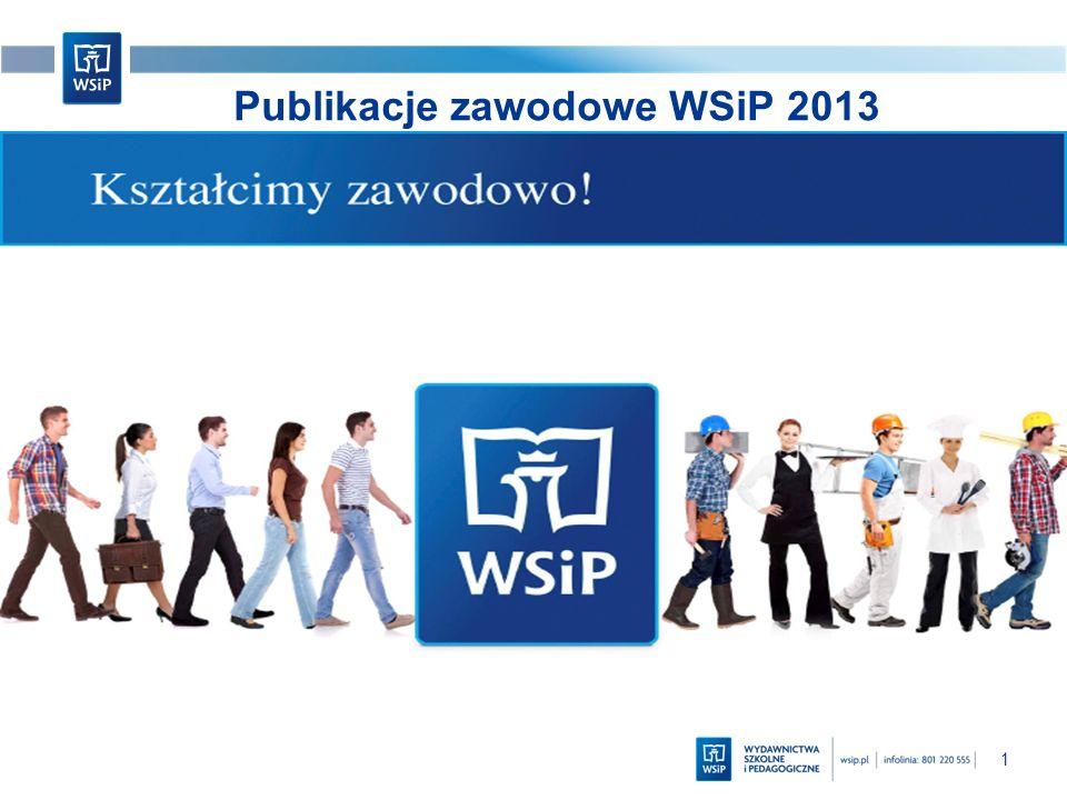 Publikacje zawodowe WSiP 2013