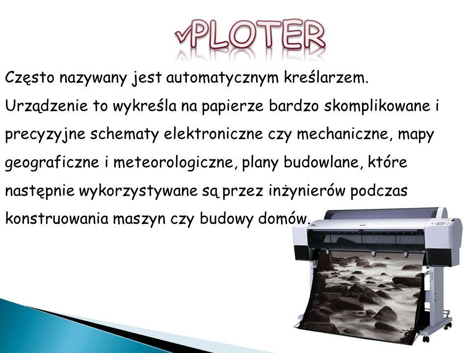 PLOTER