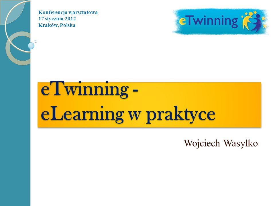 eTwinning - eLearning w praktyce