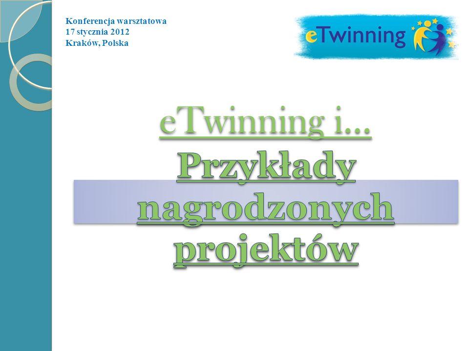 eTwinning i… Przykłady nagrodzonych projektów